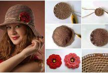 chapéu de croche