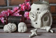 глина и изделия