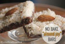 Sugar Free Desserts / Candida diet friendly
