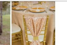 Wedding- chair covers