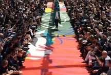Fashion shows and runways / Inspiration to make and design the perfect runway show!