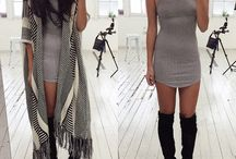 Knee High Boot Outfits
