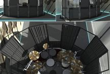 Drum Booth / Designed for the musicians, this new mobile percussion acoustic treatment is perfect to create configurable studios and rooms. Available in three different sizes you can easily modifiy them to fit your specific needs. http://ow.ly/qKCY3077m0u