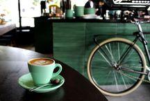 Cafe Interiors / Design ideas and inspiration