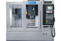 Center of Attention / NEW CNC MACHINING CENTERS, NEW VERTICAL AND HORIZONTAL MACHINING CENTERS, and NEW CNC TURNING CENTERS. CALL 386-304-3720. VISIT www.sierravictor.com