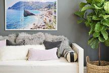 Living Room / by Ellen Mallernee Barnes