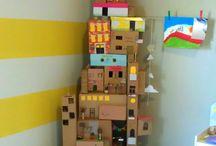 Kid crafts / by Jeanette Donavan