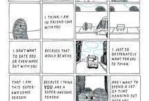 Comics / by Stuart Thursby
