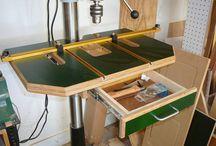 Algún día en mi taller... / Mi taller, ese espacio donde siempre fuí feliz!