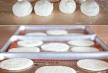 Recipes: Breads/dough