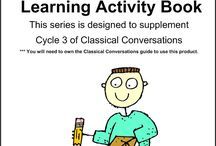 CC Cycle 3 Ideas / Ideas for Classical Conversations Cycle 3 to supplement the Foundations guide.