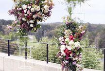 wedding arch (arcada)