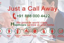 Physiotherapy at home / Health heal provides the best nursing home health care services for pediatric to senior patient in banglore, chennai, India.  Call: +918880004422