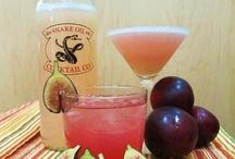 Fig Cocktails