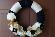wreaths / by Jennifer Cornelius