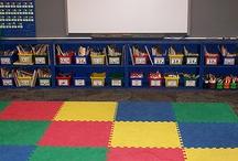 Classroom  / Decorations and Organization
