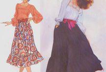 patrones vintage