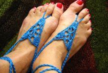 Barefoot Sandals / by Berenice McKinnis