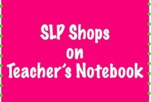 SLP Blogs on Teacher's Notebook