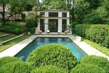 Swimming Pools, Hot Tubs, Spas / by A. S. Luckey