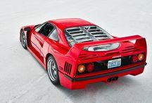 A Masterpiece Of Self Ferrari