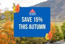SYHA Hostelling Scotland Discounts & Offers