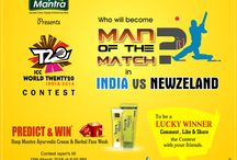 ICC World T20 Man Of The Match Contest