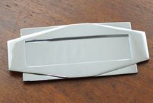 TPI   Art Deco Door Furniture / Beautiful Art Deco period reproduction door furniture, handcrafted in the Uk by a fantastic British manufacturer