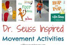 Dr. Seuss Theme / by Kristen Williams