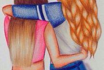 best friend♥ ; )