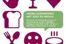 Vrijwilligerscentrale Amstelland / ZOEK ELKAAR – VIND ELKAAR – HELP ELKAAR  Amstelveenvoorelkaar en Aalsmeervoorelkaar zijn twee initiatieven van de vrijwilligerscentrale Amstelland. Hier kun je hulp voor jezelf of iemand anders vragen of op zoek zijn naar passend vrijwilligerswerk.