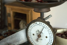 - Antique Scales - / by Deanna Grove