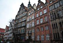 Kamienice Gdańsk