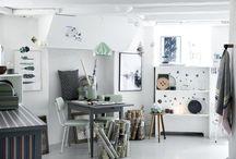 Retro Villa Shop / Shop In Copenhagen