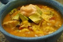 Food Glorious Food ~ Savory soups