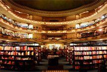 LANDSCAPES BUENOS AIRES, BOOKSTORES / PAISAJES DE BUENOS AIRES, LIBRERÍAS
