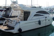 2006 Intermare 42 Flybridge 'PEPE NERO' for sale