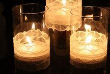 Iluminación y Velas