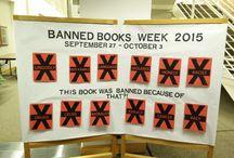 Banned Books Week 2015 / Banned Books Week 2015