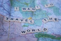Travel Destinations... I'm ready to go