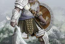 reptile warrior