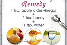 home remedies  / by Heather Ford
