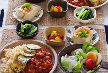 One Plate Dishes