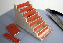 merdiven maketi