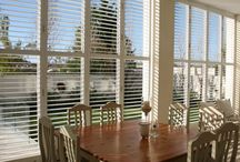 Shutter Blinds  / We host a variety of Shutters such as our Hurricane Aluminium Shutters, Shutterguard and our Thermowood with Tiltrod Shutter Blinds.