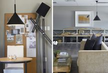 Office Bree / An intimate office space we designed for a small design studio