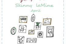 Friends of Flow April 2018 / Every month a Friend of Flow will host a special board, pinning everything he or she finds inspiring. In April 2018 this will be designer Heather Moore for Skinny laMinx.