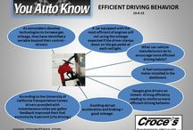 """Weekly: """"You Auto Know"""" / Auto Maintenance and Auto Repair Tips / by Croce's Transmission Specialists"""