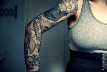 Tattoos / by Lace Redmon