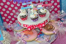 Ellas 4th bday party / by Kelly McClelland